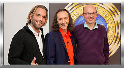 FreeSpirit®-TV Martin Zoller, Armin Risi