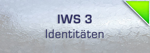 FreeSpirit® Intensiv Workshop IWS 3 Indentitäten Banner