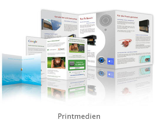 Visual IT Arts - Printmedien