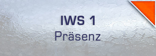 FreeSpirit® Intensiv Workshop IWS 1 Präsenz Banner