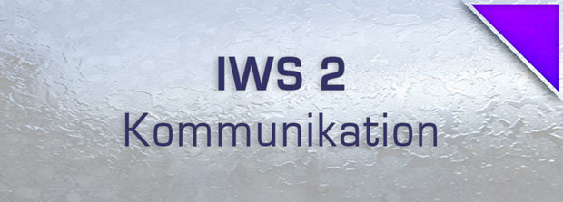 FreeSpirit® Intensiv Workshop IWS 2 Kommunikation Banner