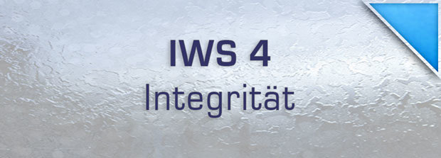 FreeSpirit® Intensiv Workshop IWS 4 Integrität Banner
