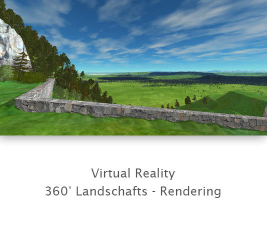 Visual IT Arts - Virtual Reality