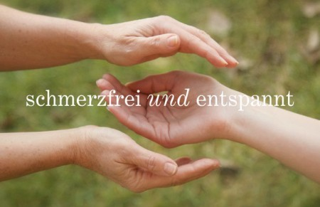 Wohl-fühl-Praxis Andrea Viertl Hände