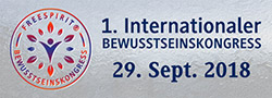1. internationaler FreeSpirit® Bewusstseinskongress Logo