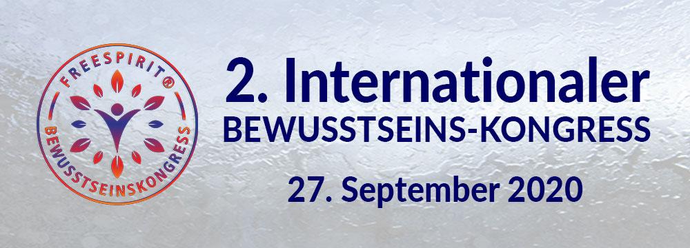 2. internationaler FreeSpirit® Bewusstseinskongress Logo